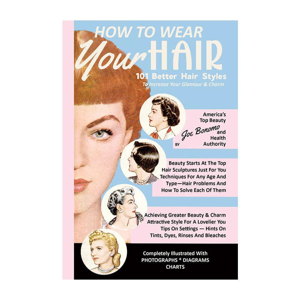 37 Vintage collections, styling, books and tools