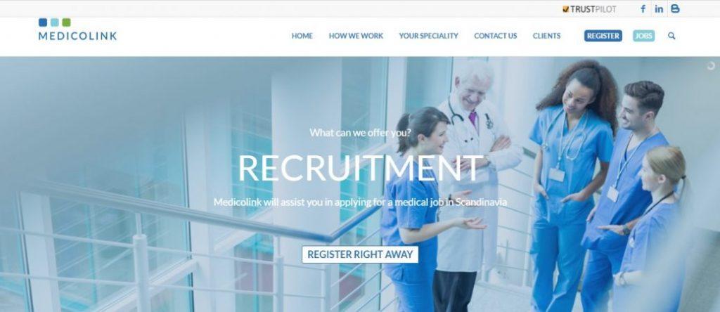 recruitment agencies denmark
