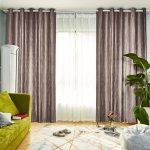 Monterey Blockout Eyelet Curtain 165x220cm