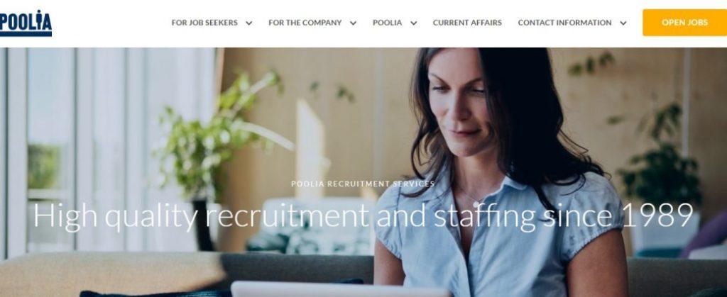 recruitment agencies in Finland