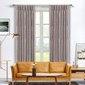 Rialto Blockout Pinch Pleat Curtain