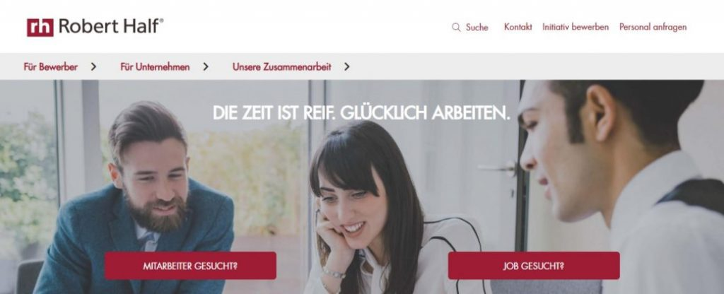 recruitment agencies Austria
