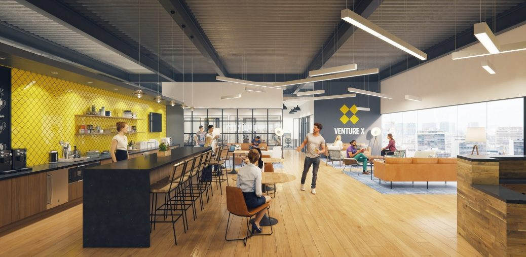 Global Shared Workspace Provider, Venture X, Announces Major Texas Expansion