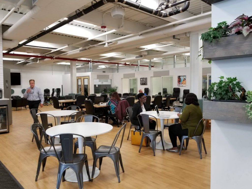 new york coworking space