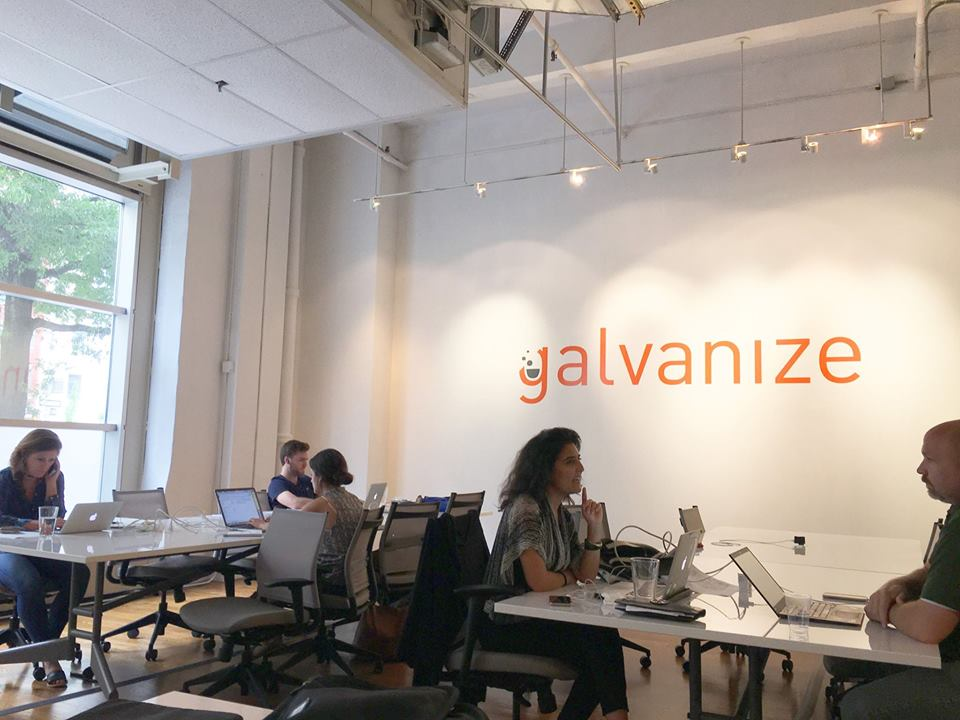 coworking space in New york