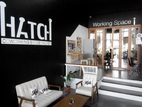 Hatch - Picture of Hatch Coworking Space Phuket, Phuket Town - Tripadvisor
