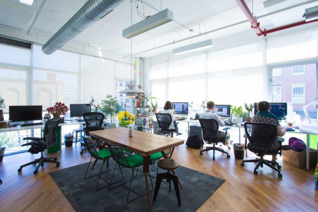 coworking place in New york