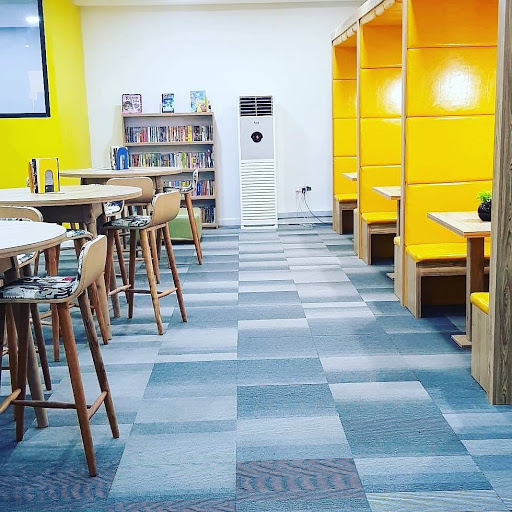 Image result for The Book Pod, 101 Brookstone Close, Off Professor Abowei Street, GRA Phase 2 500272, Port Harcourt