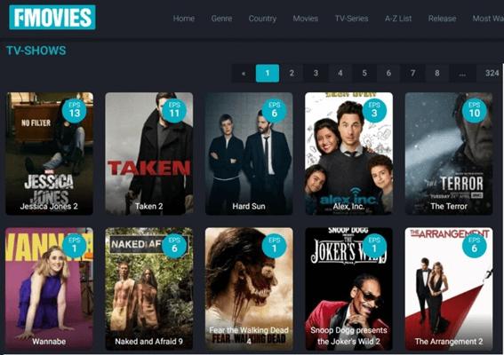 best free online movie streaming site