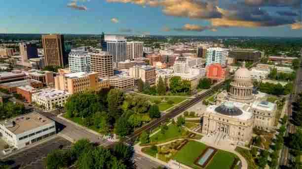 cities in Idaho