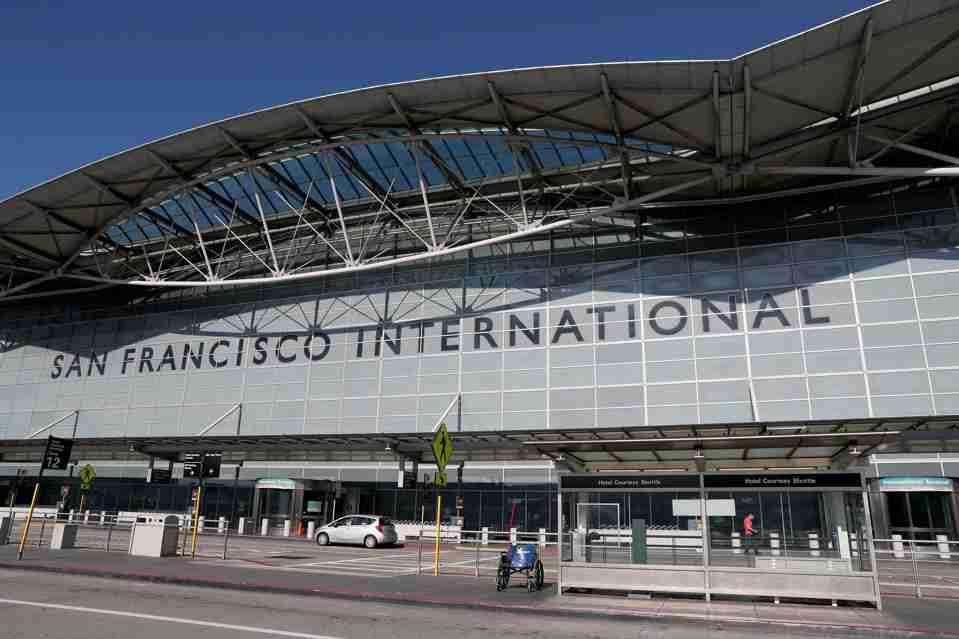 california airports