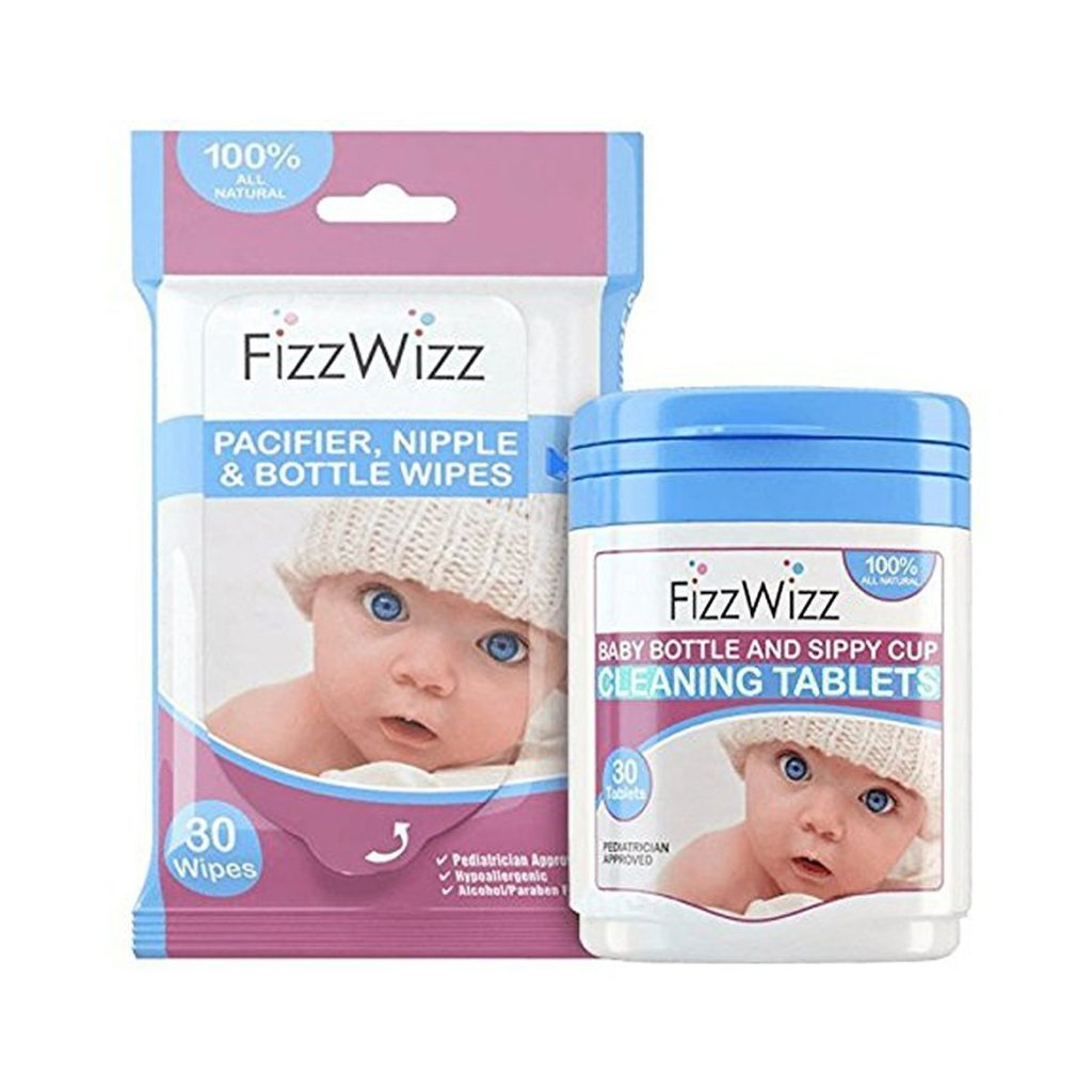 fizzwizz sippy cup cleaner, natural bottle cleaner