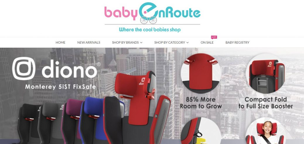 parenting products in Canada
