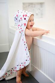 Not your average hooded baby towel! We love the extra large size and  adorable print from @bebeaulait. #PNpartner | Baby bath time ideas, Baby  towel, Baby bath time