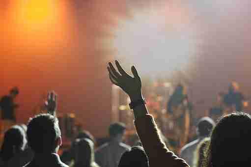 Audience, Concert, Music, Entertainment