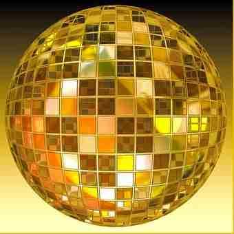 Bullet, Ball, Disco Ball, Leap, Dance