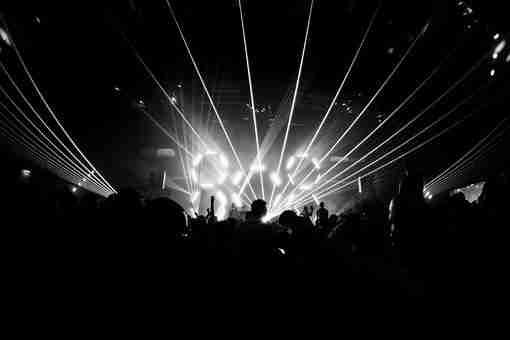 Night, Festival, Club, Music, Techno
