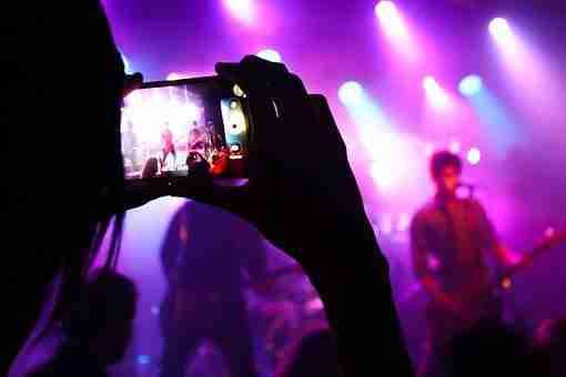 Live Music, Rock, Show, Concert, Live