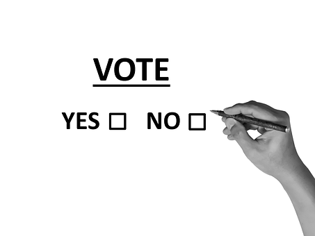 Vote, Poll, Election, Voting, Polling